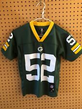 Clay Mathews #52 Green Bay Packers NFL Jersey -Youth Small (8)