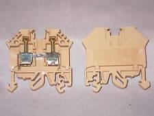 NHD HT-4 terminal block, 30A, 600V (10)
