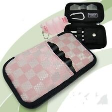 Cameo Pink L-Style Dart Case w/ FREE Shipping