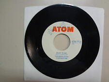 "MODULATION CORPORATION:What To Do 2:30-Worms 2:05-U.S. 7"" 1967 Atom- 1001,Texas"
