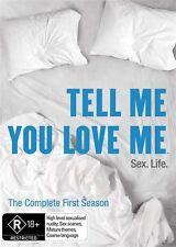 Tell Me You Love Me : Season 1 (DVD, 2009, 4-Disc Set)