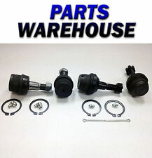 4 Piece Kit Ball Joints Upper & Lower Suspension 2 Year Warranty