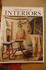 March World of Interiors Architecture Magazines