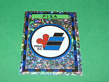 518 BADGE SCUDETTO PISA PANINI FOOTBALL CALCIATORI 1993-1994 CALCIO ITALIA