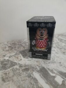 Disney vinylmation minnie mouse 3 inch figure