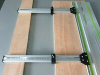 Parallel Guide rail 500 that fits Makita, festool guide rail track