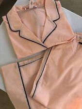Victoria's Secret Nightwear Pyjama Set Ladies Light Peach M Medium