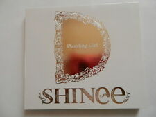 CD Super Junior Dazzling Girl+Minho photocard+each member photo