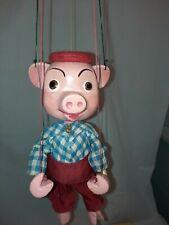 Pelham Puppets  pinky  Original  Box  Hand Made In England