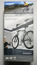 New Mammoth Cyclesports Lift It Bicycle Hoist, Garage Ceiling Storage