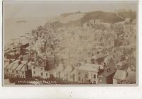 Hastings From East Hill Sussex 1909 RP Postcard 595b