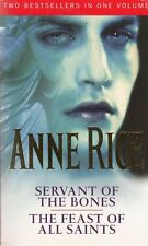 ANNE RICE_SERVANT OF THE BONES_&_THE FEAST__ BRAND NEW