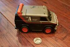 Rare Vintage 1984 Rough Riders Switch Force Ljn Toys A-Team Black Original Van