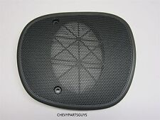 NEW OEM Left Front Driver Side Speaker Grille Cover Blazer Jimmy Sonoma S10 PU