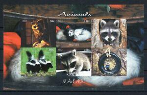 MALAWI 2012 ANIMALS WILD NATURE FAUNA STAMPS MNH