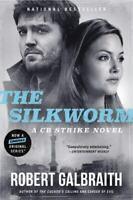 The Silkworm (A Cormoran Strike Novel, 2) by Galbraith, Robert in Used - Like N