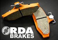 RDA GP Max Brake Pad Set Rear RDB296 FOR BMW 5 Series 520 i (E28) 92kw, 525 ...
