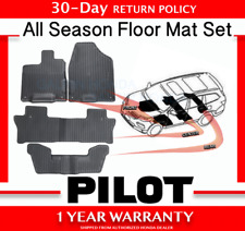 genuine oem floor mats carpets  honda pilot  sale ebay
