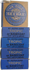 Mr Zogs Tropical Sex Surf Wax 5 Pack