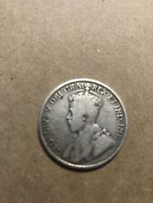 50 Cent Canadian 1919 Silver