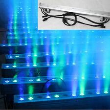 80W 24x3W RGB LEDs Wall Washer 100cm Waterproof Bar Uplighter DMX Stage Disco DJ