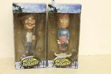 Head Knockers Beverly Hillbillies Granny and Jed May Figures
