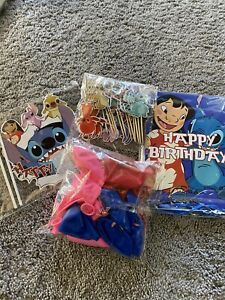 Lilo and Stitch Birthday Party Decorations for Kids, Lilo & Stitch Party Supply