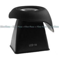 """V6 2.8X 3""""LCD Viewfinder Displaylupe Blendschutz Lupe Sucher für Canon EOS M NEU"""
