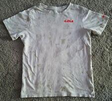 Boys' Size Medium Nike Lebron Logo Cartoon Tee Shirt