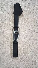 """Westernway"" Hay net hanger. Horse box / lorry, stable or tack room tidy. Black"