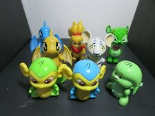 Lot of 8 Rare Thinkaway Electronic Toys Neopets Tested Working
