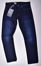 G-Star RAW 3301 Tapered Jeans W34 L32 Blau Herrenjeans