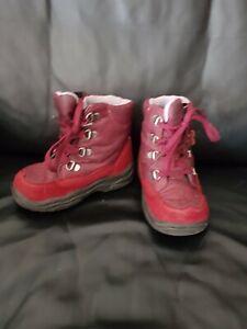 Richter Mädchen  Winter Stiefel  Schuhe Gr 20