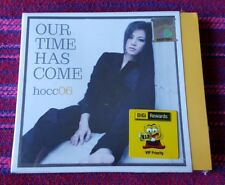 Denise Ho ( 何韻詩 ) ~ Out Time Has Come ( Malaysia Press ) Cd