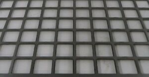 Stainless Steel 304 Perforated 2m x 1m x 1.5mm C10 U12 520115220 BIN126
