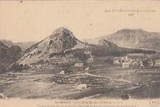 LE MEZENC 429 la roche de borée écrite 1916