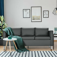 Sofagarnitur 3-Sitzer Couchgarnitur Sofa Couch Ecksofa Wohnzimmersofa
