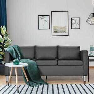 Sofagarnitur 3-Sitzer Couchgarnitur Sofa Couch Ecksofa Schlafsofa Wohnzimmersofa