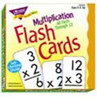 Trend Enterprises T-53203 Flash Cards All Facts Multipli 0-12-169/Box