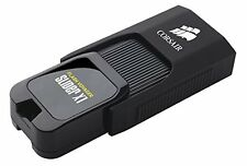 Corsair Flash Voyager Slider X1 Usb 3.0 256gb Usb Drive - 256 Gb - Retractable,