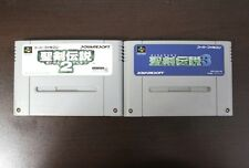 Super famicom SFC Seiken Densetsu Secret of Mana 2 3 Japan import game US Seller