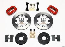 Honda Civic,CRX,Del Sol Dynalite Wilwood Front Big Brake Kit Wilwood,140-6310 -
