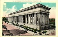 Vintage Postcard - Un-posted State Education Building Albany New York NY #4300