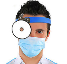 Dr. Doctor Party Costume Head Mirror Accessory Halloween High-Quality Fits Most