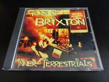 INNER TERRESTRIALS - Guns Of Brixton - CD E.P. - Mortarhate Records - SKA PUNK