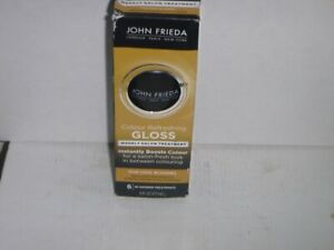 John Frieda Colour Refreshing Gloss For Cool Blondes 6 In Shower Treatments 6 FL
