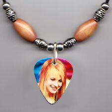 Paramore Hayley Williams Photo Guitar Pick Necklace #4