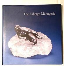 The Faberge Menagerie  2003 London  Philip Wilson Publishers  192 Seiten