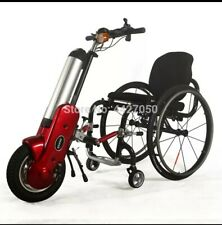 Attachable Electric Handcycle Scooter for Wheelchair NEW