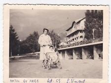 VERA FOTO HOTEL DU PARC SAINT VINCENT 1959 21-115